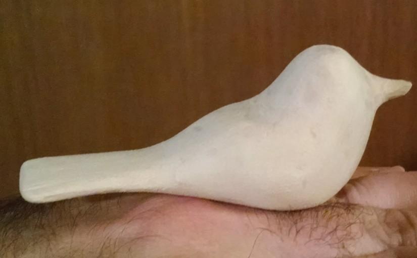 Woodcarving Bird